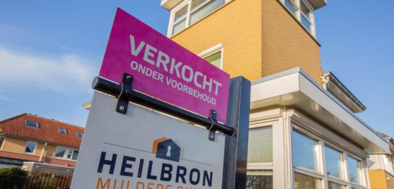 Huizenprijzen in de regio stijgen