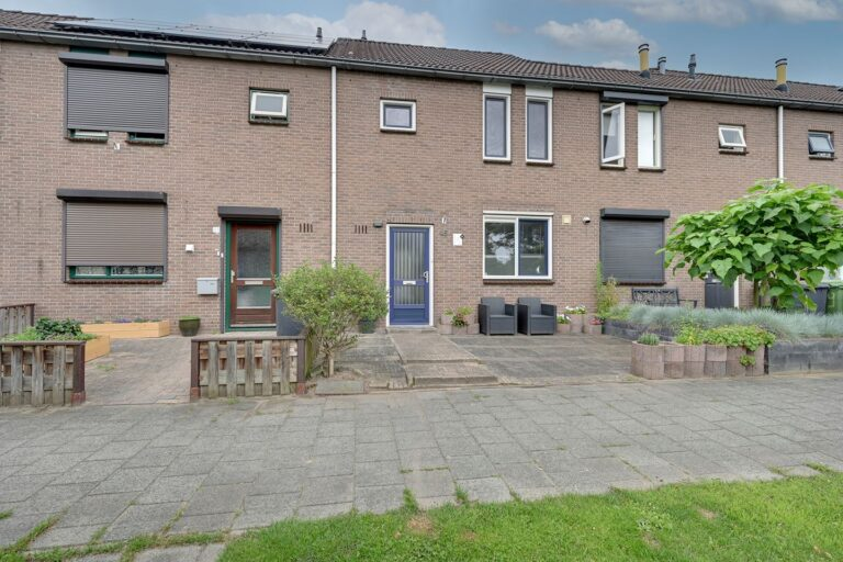 Kopers woning Spotvogelstraat 45 in Duiven